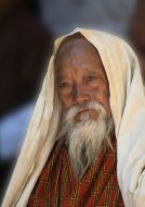 Bhútánský dědeček