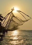 Čínské rybářské sítě
