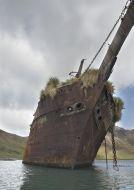 Vrak lodi Bogard