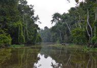 Řeka Menanggol